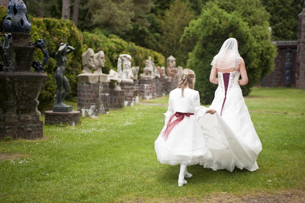 Hochzeiten & Vermietungen - Bossard Kunststätte